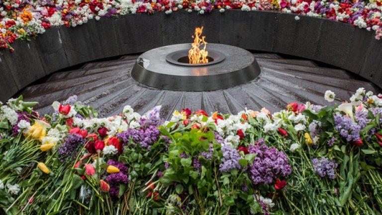 Помиряването между двата народа изисква признаването на геноцида от Турция, заяви президентът на Армения Серж Саркисян