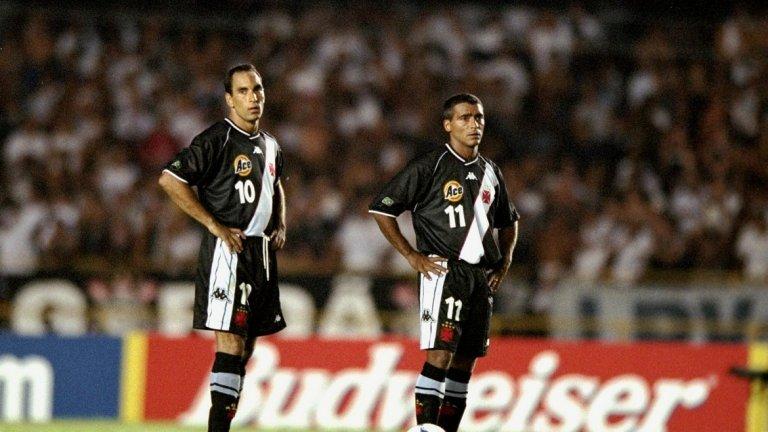 Историята на Едмундо и Ромарио е история за приятелство, конкуренция и огромно его, както и за щедро разпределен футболен талант