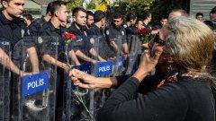 Полицията остана лоялна на Ердоган по време на преврата