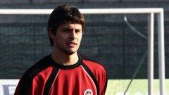 2009 година Генков почти не игра заради контузия