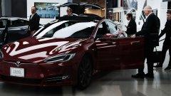 Най-продаваните модели на компанията остават седана Model 3 и кросоувъра Model Y