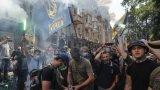 Крайнодесен протест в столицата Киев