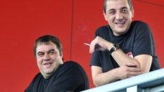 Иванов и Борисов - който плаща, поръчва музиката