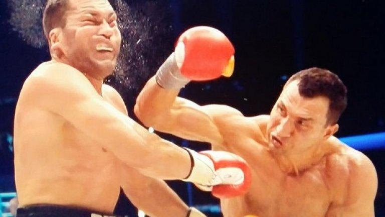 Един от най-очакваните боксови мачове за годината - Кубрат Пулев срещу Владимир Кличко, предложи същинско зрелище, което за наша жалост завърши злощастно за нашия боксьор