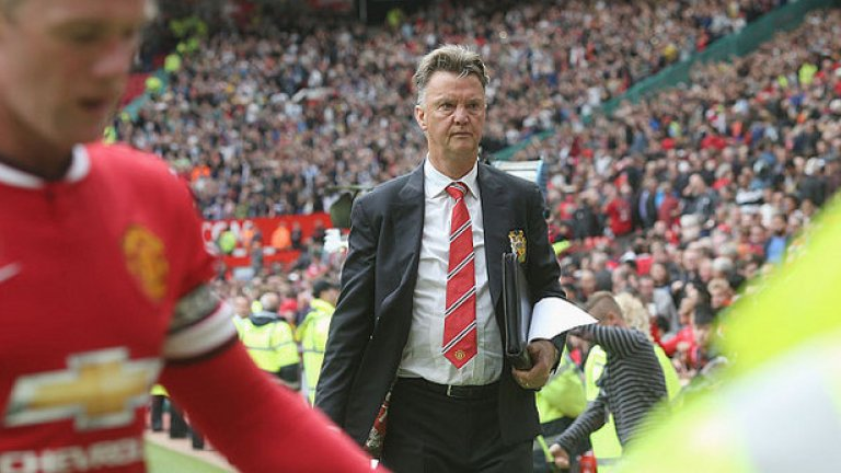 Ван Гаал планира нова офанзива за купуването на играчи, която трябва да промени физиономията на Юнайтед