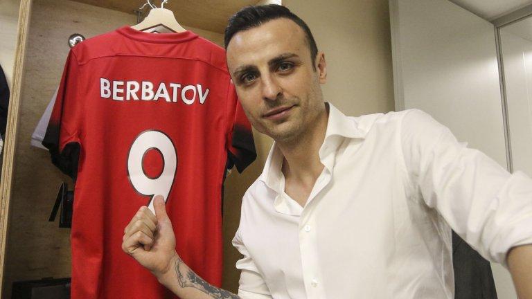 Бербатов предвожда звездите на Манчестър Юнайтед...