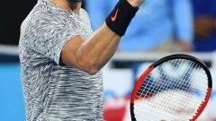 Следващото предизвикателство в Австралия пред Григор се казва енис Истомин, койт отстрани Новак Джокович във втория кръг