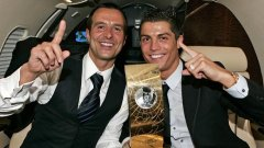 Жорже Мендеш беше категоричен, че Роналдо ще завърши футболната си кариера в Реал