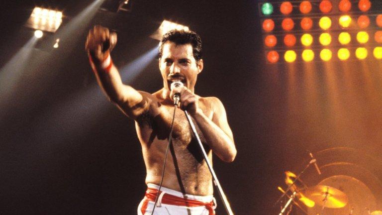 Queen - Don't Stop Me Now Човек може само да попива от енергията на невероятния Фреди Меркюри. Той наистина е ракета, изстреляна в небето, и тигър, съпротивляващ се на законите на гравитацията. А това чувство е по-заразно от който и да е нагъл вирус.