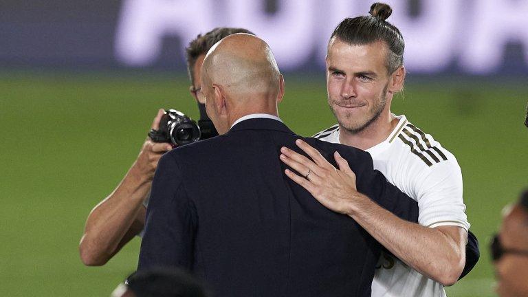 """""""Бейл все още обича Мадрид и иска да се завърне в Реал"""""""