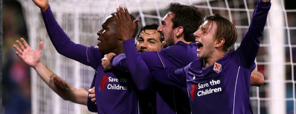 5. Фиорентина – 64 точки Момчетата на Пауло Соуса играха великолепен футбол на моменти и бяха начело в класирането за първи път от 1999 година насам. Късата скамейка обаче оказа влияние на представянето на тима в края.