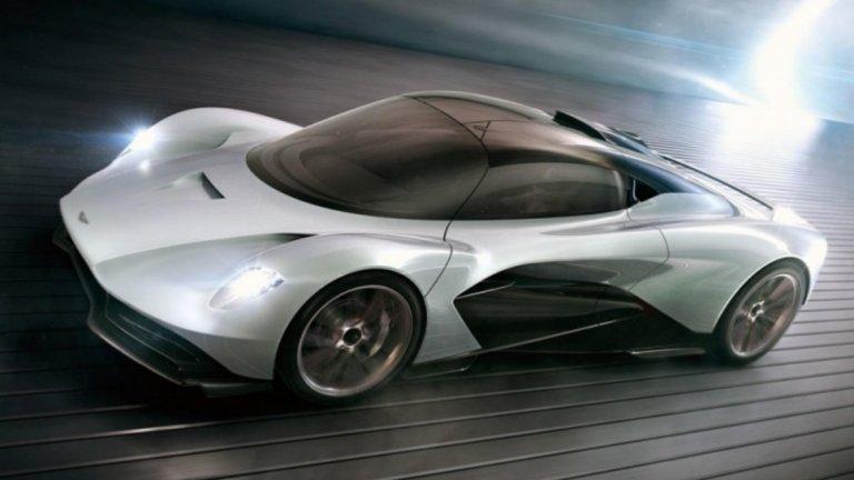 Агент 007 застава зад вола на уникална по рода си кола