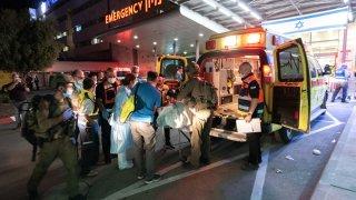 """Премиерът Бенямин Нетаняху определи случилото се като """"голямо бедствие"""""""