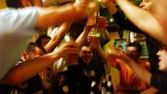 И на второ в Европа по косумация на твърд алкохол