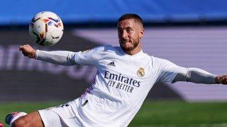 Азар се отпуши със страхотен гол за победа на Реал (видео)