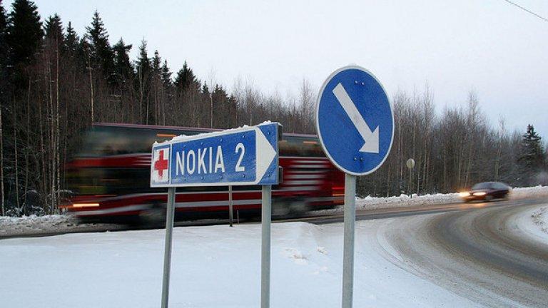№5: Финландски (отново) телефонен тузар отървава 220 бонаПрез 2002 директор във финландския GSM гигант Нокиа взима своя Харли-Дейвидсън за лежерна разходка из Хелзинки. По пътя Анси Ваньоки преминава зона с ограничение 50 км/ч със 75 км/ч, което му носи глоба от 103 000 крони (приблизително равно на 226 200 лева)