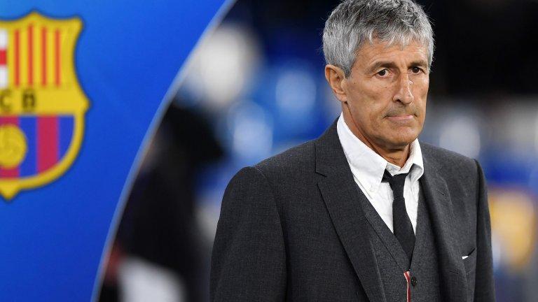 Треньорът на Барса се оплака от ВАР заради Реал