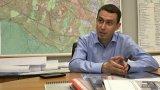 Главният архитект на София Здравко Здравков коментира, че ДНСК трябва да се изкаже дали строежът е законен