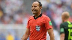 УЕФА избра испански съдия за финала на Шампионската лига