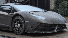 Съпругът на Петра Екълстоун Джеймс Стънт си поръча уникален Lamborghini Aventador, доработен от Mansory срещу 3,9 милиона евро