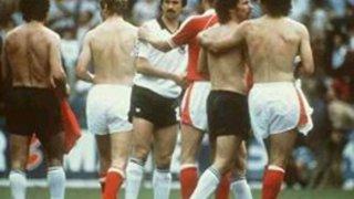 Гнусната уговорка между Германия и Австрия от 1982 г., останала в историята като Мача на срама