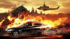 Гледките на мащабни разрушения се превръщат във все по-важен аспект на съвременното холивудско кино