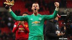 Де Хеа изнесе още един извънземен мач. Но заслужаваше ли Юнайтед победата и какво не достигна на Тотнъм?