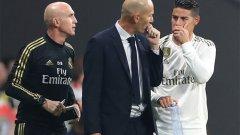 Вторият период на Зидан начело на Реал започва трудно. Французинът обаче заслужава кредит на доверие.