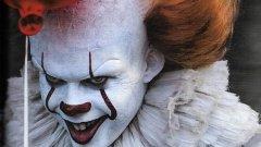Разбира се, в ролята на чудовищния клоун Пениуайз ще се въплъти отново Бил Скарсгаард. Ужасяващият му вид ще буди кошмари и през 2019-а