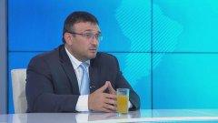 Младен Маринов е предложен за вътрешен министър