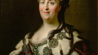 Когато Екатерина Велика помете Крим, за да впечатли запада