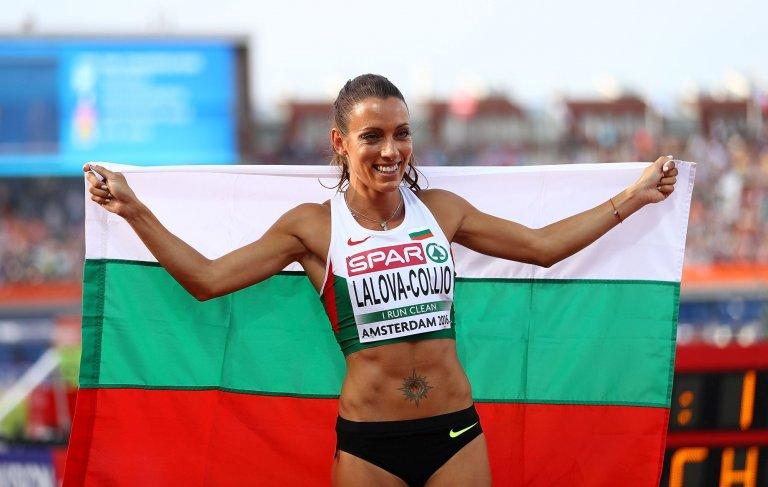 Не е нужно да ставате шампион като Ивет Лалова, но отличната ѝ физическа форма е достатъчно доказателство за ползите от бягането.