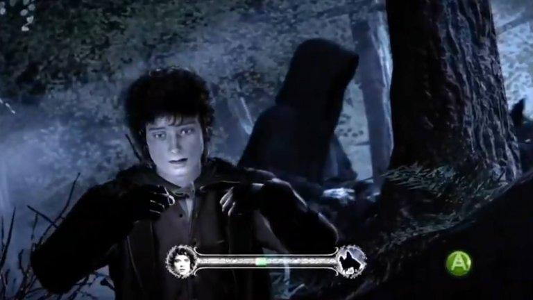 Lord of the Rings  LOTR е може би най-големият фентъзи франчайз в гейминг (а и не само) индустрията. Много са успешните игри, вдъхновени от произведенията на Дж. Р. Толкин, но за съжаление има и такива, които така и не стигат до почитателите си.   През лятото на 2020 г. Джон Бъртън от гейм студиото Traveler's Tales разпространява кадри от демо на игра по LOTR, която е трябвало да бъде готова за премиерата на първия филм от трилогията The Hobbit. Според Бъртън студиото е инвестирало 1 милион долара само за демото, включващо сцени като двубоят на Гандалф с Балрога и бягството на Фродо от назгулите.В крайна сметка обаче от Warner Bros не проявяват същия ентусиазъм, а проектът е прекратен.