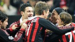 Милан има един цял отбор от футболисти, които са в лазарета