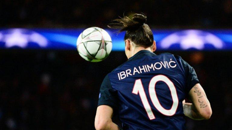 """Родил съм се стар и ще умра млад – така изглежда"""", каза Ибрахимович преди реванша."""