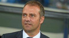 Ханзи Флик беше помощник на Нико Ковач преди да получи възможността сам да води баварците
