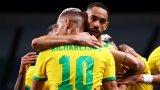 Бразилия на полуфинал; общо 16 гола в два мача в Токио