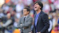 Йоахим Льов се опасява от еуфорията обзела тима му след отстраняването на Аржентина