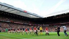 Дербито между Юнайтед и Ливърпул сякаш никога не завършва наравно