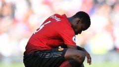 Гневни фенове нападнаха Погба след позора срещу Кардиф