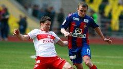Играчите на Спартак застанаха на победния път на ЦСКА