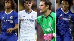 В касата на Челси влязоха близо 140 млн. евро през 2017-а дотук от продажбата на тези играчи. Кои са те? Ето ги един по един с трансферните им суми