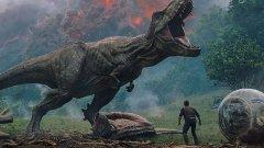 Новият Jurassic World, изглежда, ще е хорър