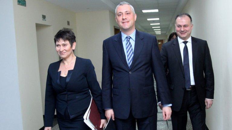 Божидар Лукарски е номиниран за зам.-председател на партията