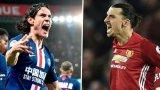 Кавани не е Ибрахимович, но в Юнайтед ще се надяват да повлияе по сходен начин на отбора