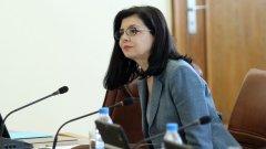 Кунева обеща да не допусне хаос в системата