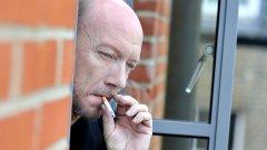 Ако съм съгласен с някаква глоба, която ще накара жена ми да спре да рискува живота на детето, тя по-скоро е свързана с голямото пушене по детските площадки...