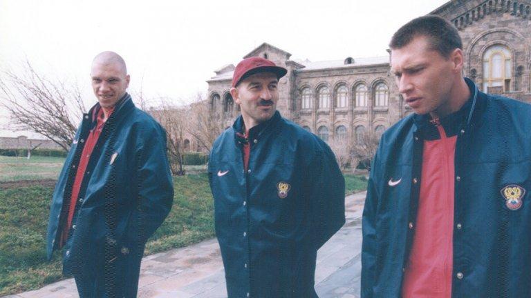 Един нелеп гол на Шева съсипа кариерата му. А беше най-добрият в Русия...