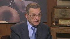 Йордан Соколов бе председател на 37-то Народно събрание