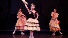 Джонси вече е част от Английския национален балет